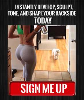 Sculpt, tone, and shape your backside