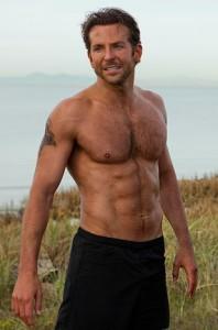 Bradley Cooper Celebrity Workout,