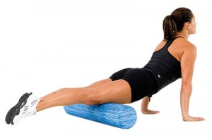 Foam Roller Exercises for Your Hamstring Muscles and Quadriceps