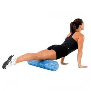 Foam Roller Exercises for Your Iliopsoas Muscle (Hip Flexors)