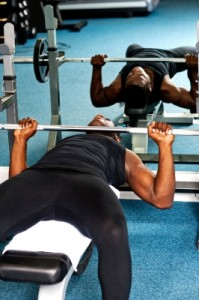 The bench press is simple, but involves a lot of muscles.