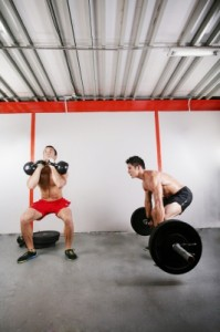 Squats and Deadlifts give you a full-body movement that activates a ton of muscle.