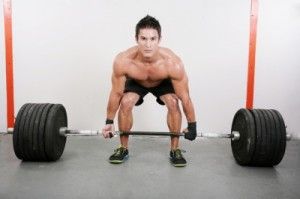 Heavy Lifting with Proper Form