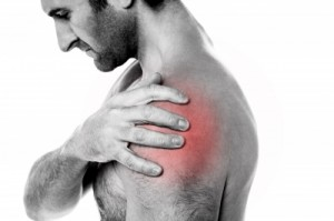 Use proper form on pressing movements to avoid shoulder pain.
