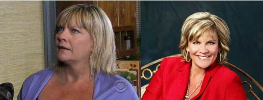 Kim Zimmer Weight loss, Kim Zimmber before and after pictures