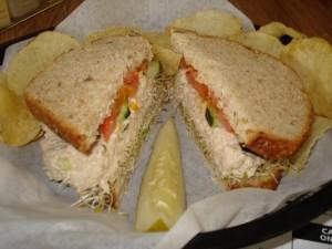 Lunch N Go Airpark Sandwich,