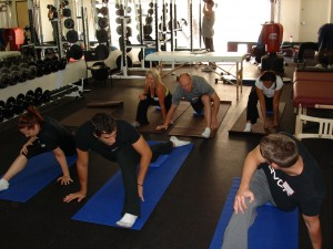 Stretch Workshop Scottsdale
