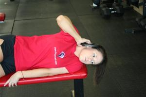 Weighted Lateral Neck Flexion