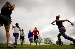 Keep active outside the gym.