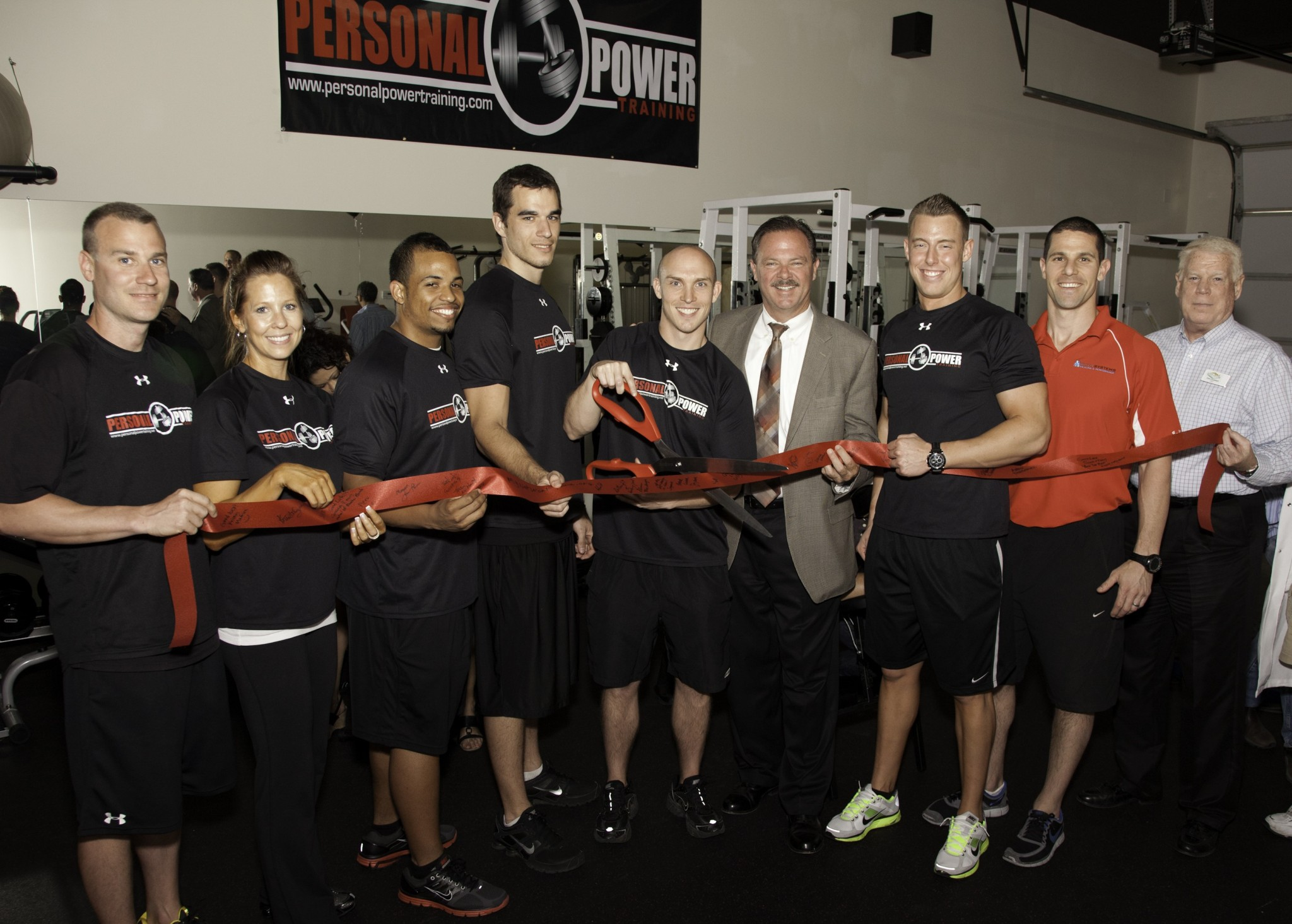 personal power training party