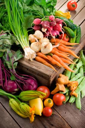 Raw Food Diet, raw vegan
