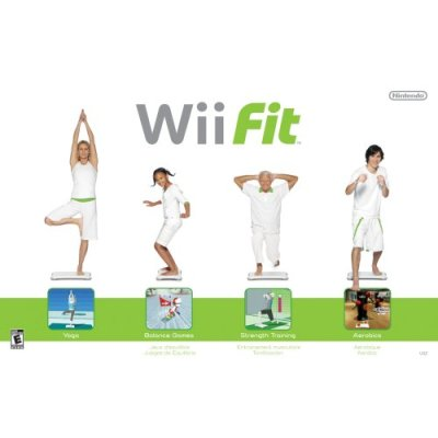 wii fitness, wii exercise program, lose weight with working out and playing on the nintendo wii