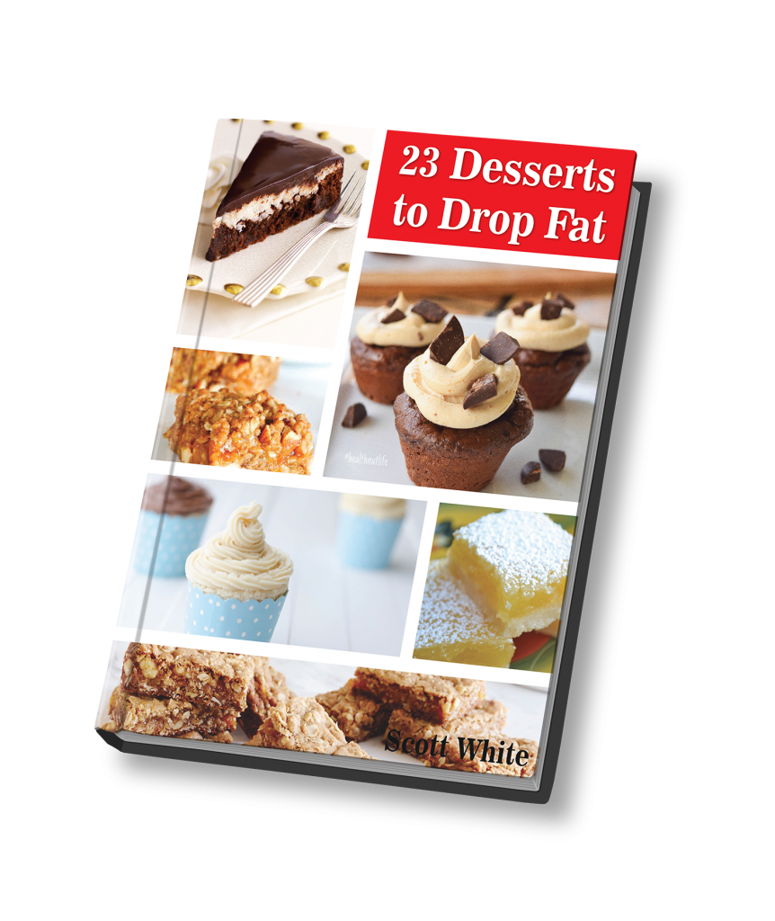 23 dessert recipes to shed weight